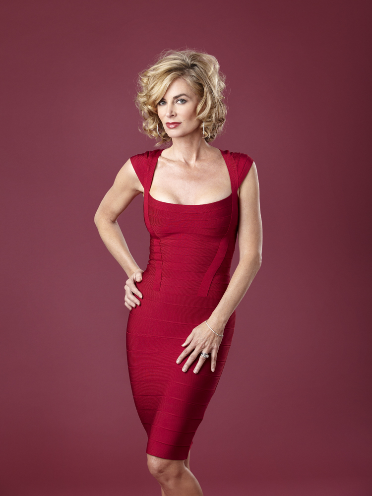 Eileen Davidson discusses 'Young and the Restless' 'Days ...