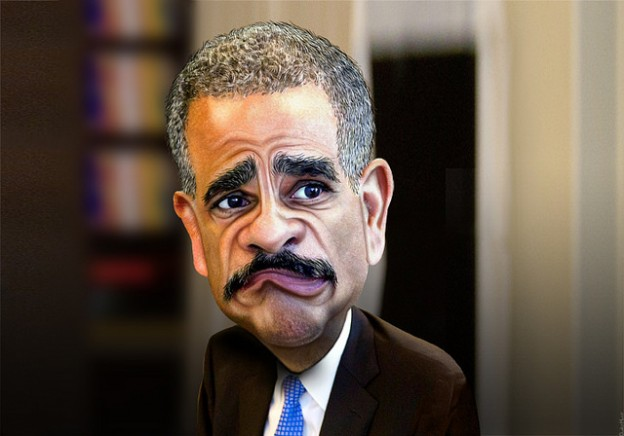 AG Eric Holder is moving fast to end a state's right to ban gay marriage photo donkeyhotey  donkeyhotey.wordpress.com