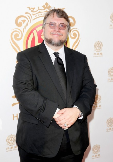 LOS ANGELES, CA - JUNE 01:  Director Guillermo del Toro attends the Huading Film Awards on June 1, 2014 at Ricardo Montalban Theatre in Los Angeles, California.  (Photo by Joe Scarnici/Getty Images for Huading Film Awards)