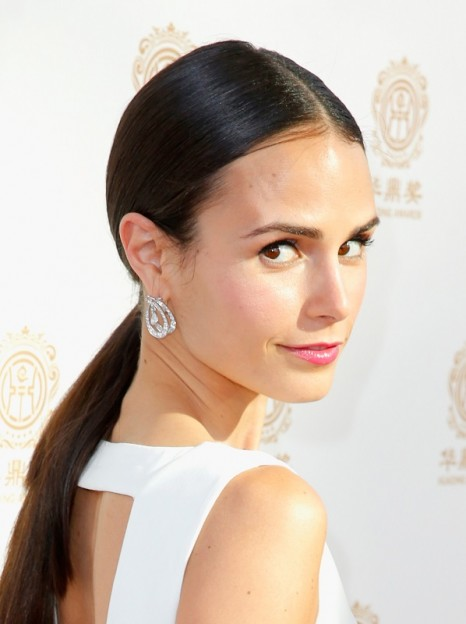 LOS ANGELES, CA - JUNE 01:  Actress Jordana Brewster attends the Huading Film Awards on June 1, 2014 at Ricardo Montalban Theatre in Los Angeles, California.  (Photo by Joe Scarnici/Getty Images for Huading Film Awards)