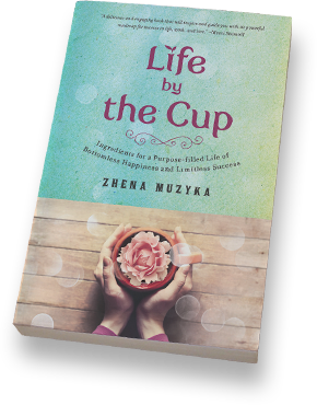 Life by the cup book cover