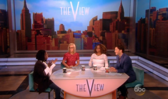 "Another shake up on ""The View"""