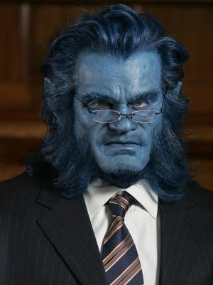 kelsey-grammer-x-men days of future past beast photo