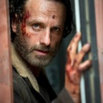 Andrew Lincoln on season 4 finale