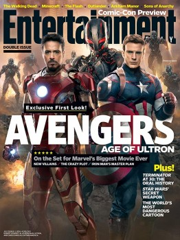 Avengers Age of Ultron preview photo