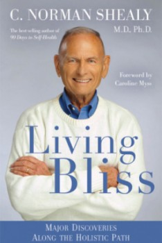 Norm Shealey Living Bliss book cover
