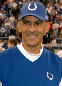 Tony Dungy's one remark has turned fans and the media against him photo/USAF public domain