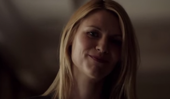 claire Danes as carrie Homeland season 4 photo