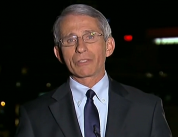 Dr. Anthony Fauci Image/Video Screen Shot