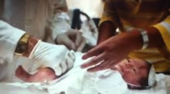 Jewish circumcision Image/Video Screen Shot