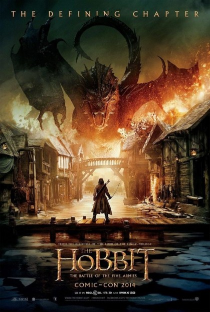 the-hobbit-the-battle-of-the-five-armies1-SDCC poster