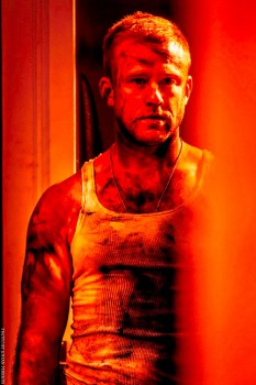 "Ben Foster as Stanley Kowalski in ""A Streetcar Named Desire"""