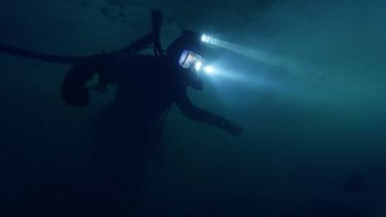 Bering Sea Gold underwater dive