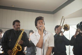 "Chadwick Boseman is amazing as James Brown in ""Get On Up"""
