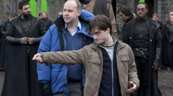 "Daniel Radcliffe can't totally escape the ""Harry Potter"" franchise"