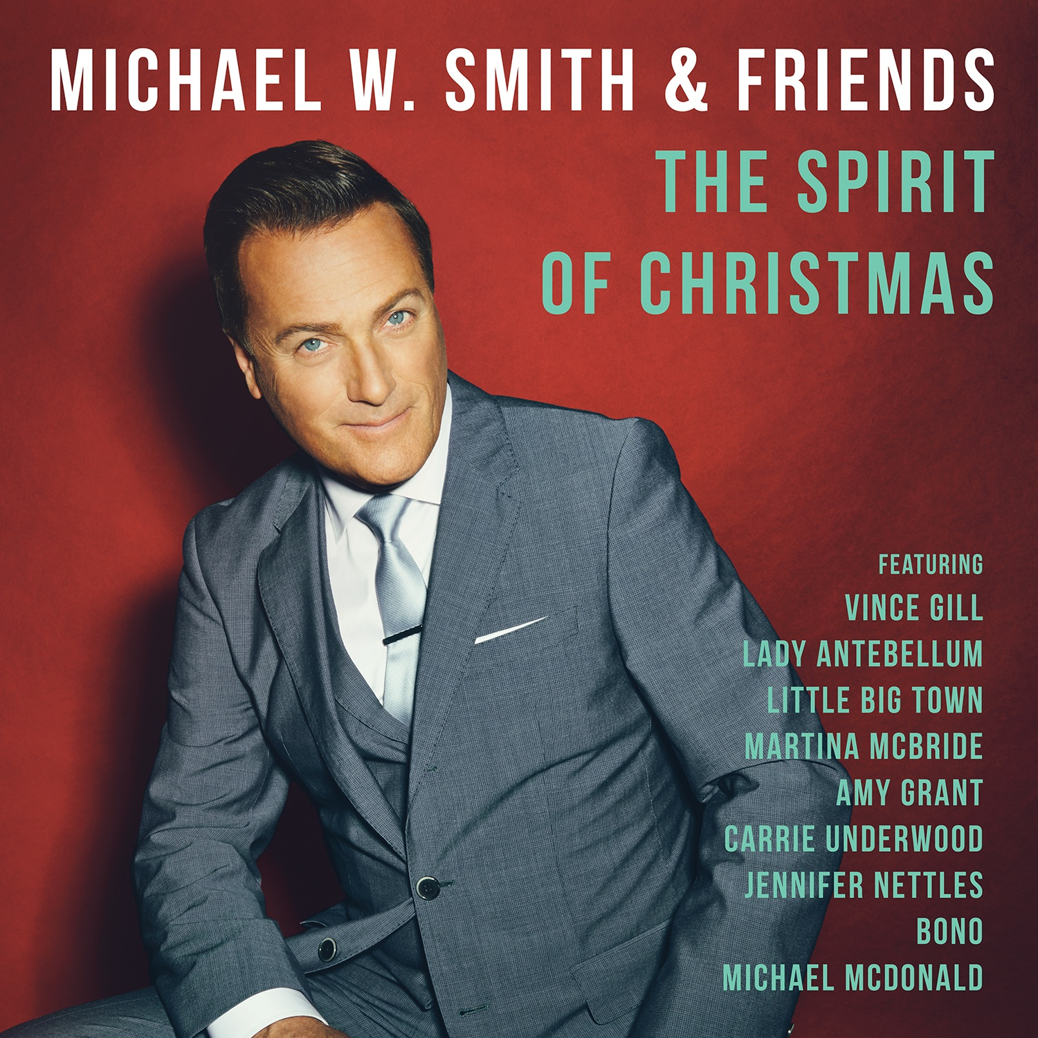 michael w smith interview  new  u0026 39 spirit of christmas u0026 39  album