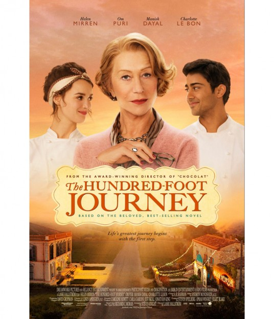 The-Hundred-Foot-Journey-movie poster