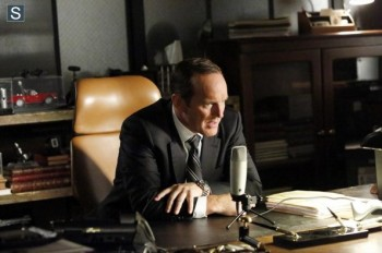 Agents-of-SHIELD-season 2 Clark Gregg as Coulson