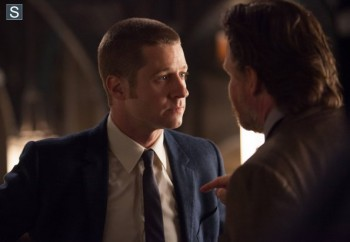 "Ben McKenzie as Jim Gordon on ""Gotham"""