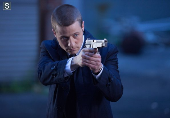 Ben McKenzie as Jim Gordon Gotham ep 3 photo