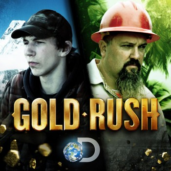 Gold Rush season 5 Discovery Channel banner