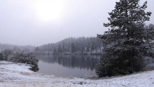 Montana snow fall in september 2014 CNN Newsource tweet