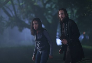 Nicole Beharie Tom Mison Sleepy Hollow season 2 photo Kindred