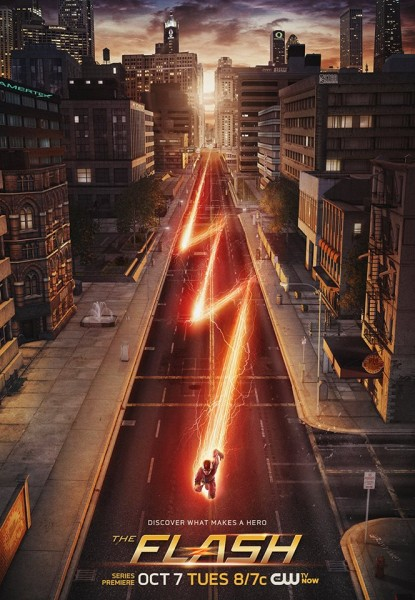 the-flash-poster-The CW