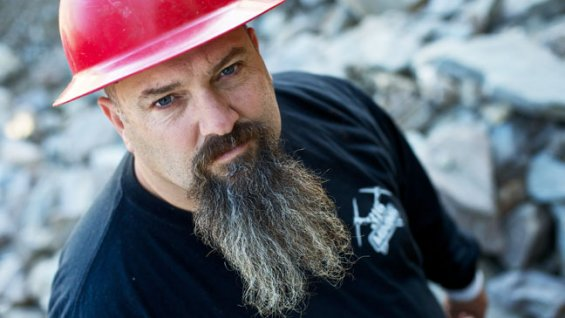 """Todd Hoffman on """"Gold Rush"""" photo/Discovery Channel"""