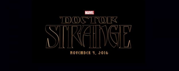 Doctor Strange movie banner