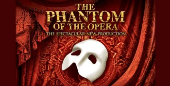 The Phantom of Opera banner