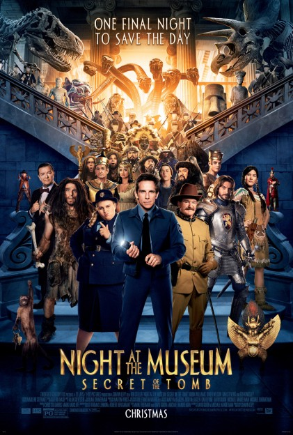 night at the museum secret-of-the-tomb-poster