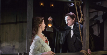 Chris Mann in Phantom of the Opera