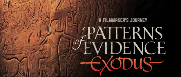 Patterns of Evidence Exodus banner