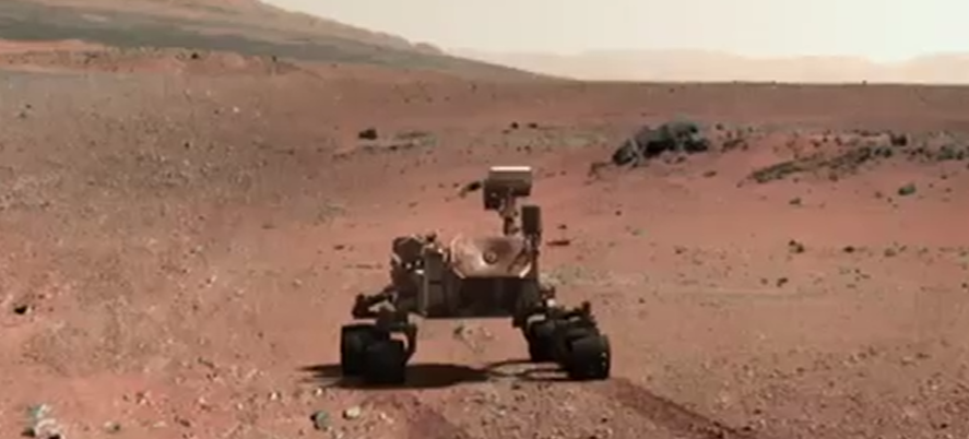 latest mars rover discovery - photo #25