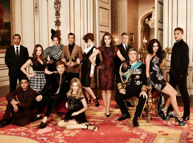 The Royals cast photo