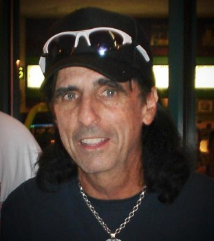 "Alice Cooper at a screening of ""Pirates of the Caribbean 2"" photo by Thomas Brodbeck"