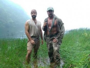 "Joe and Matt on Discovery's ""Dual Survival"""