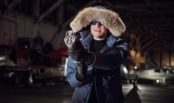 Wentworth Miller as Captain Cold in The Flash