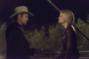 justified Timothy Olyphant Joelle carter