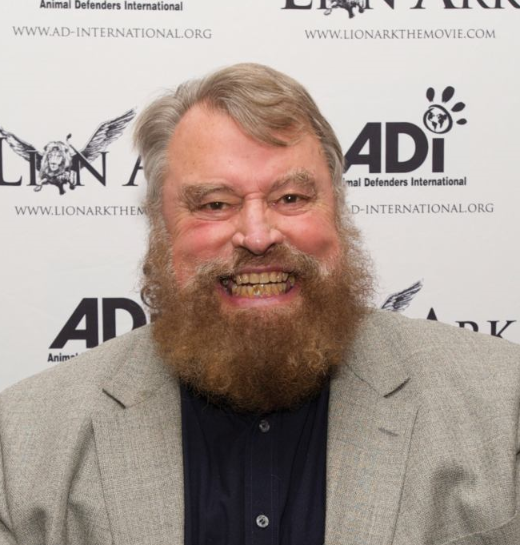 brian blessed wife