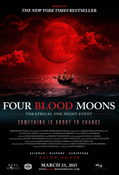 Four Blood Moons movie poster