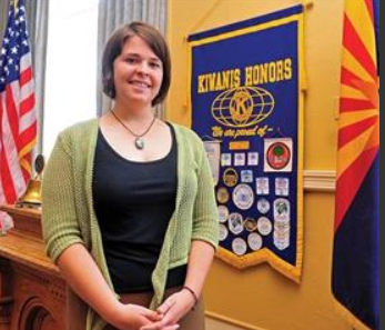 Kayla Mueller, the latest ISIS victimphoto/ supplied by family