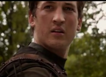 Miles Teller as Reed Richards The Fantastic Four photo