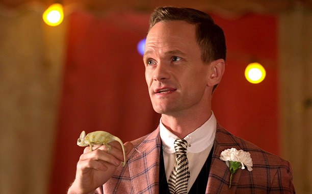 Neil Patrick Harris American Horror Story Freakshow Magical Thinking