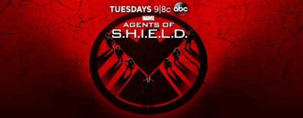 Agents of SHIELD season 2 banner red logo