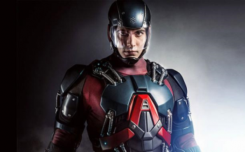 Brandon Routh as Atom on Arrow
