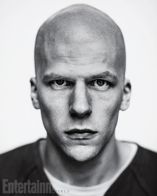 Jesse Eisenberg as Lex Luthor preview Batman v Superman dawn of justice