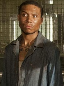 Markice Moore as Andrew The Walking Dead