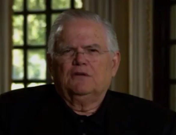 Pastor John Hagee previews 'Four Blood Moons' movie ...
